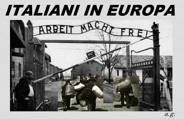 italiani in europa