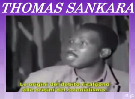 Thomas Sankara: non dimentichiamolo!