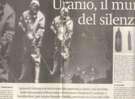 Vittime uranio: non dimentichiamo.