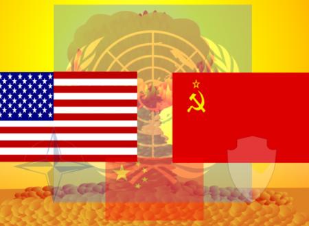 USA – Cina: vittime dei mercati e pronte alla guerra.