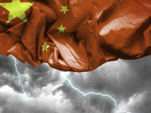 Dalla Cina con timore