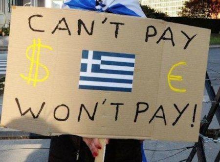 Grecia: reni spezzate senza Resistenza