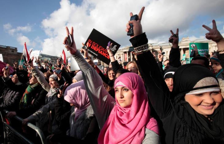 Egypt-Women-Protest