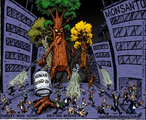 Monsanto-DuPont-war