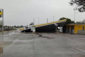 Tornado di tutti i giorni. Oggi in Puglia