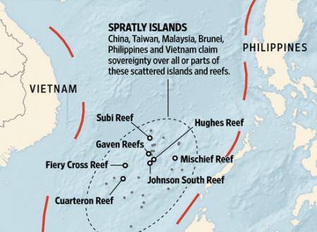 Cresce la tensione tra USA e Cina nel Pacifico