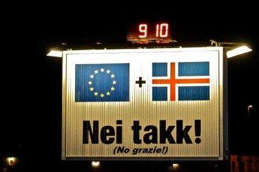 Libertà: impariamo dall'Islanda