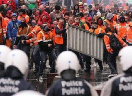 TTIP e aumento dell'età pensionabile: insurrezione belga
