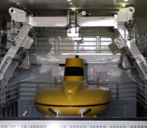 sottomarino per la fuga