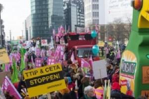 TTIP: oltre 3 milioni di firme dicono NO