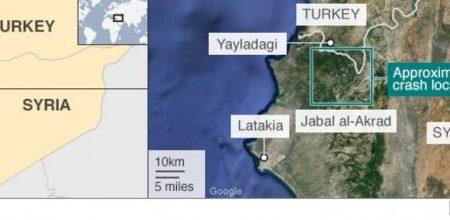 La Turchia di Erdogan abbatte un aereo russo