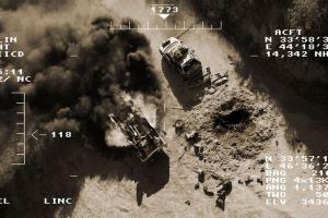 attacco con droni
