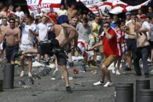 Europei di calcio: Nato Vs Russia