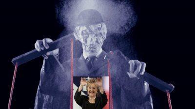 Hillary Clinton: l'ennesima marionetta dei Rotschild