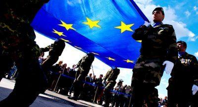 Stati Uniti d'Europa: una sola moneta…un solo Esercito?