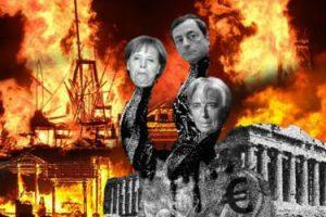Grecia in macerie: la troika contro Varoufakis