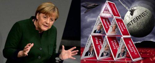 """UE e Merkel lanciano la crociata contro """"complottisti"""" e populisti"""
