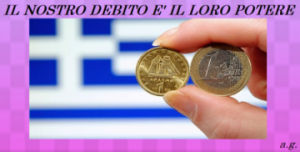 Grecia: i banchieri impongono la proibizione del denaro