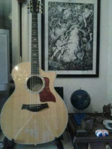 Una chitarra e tre anime